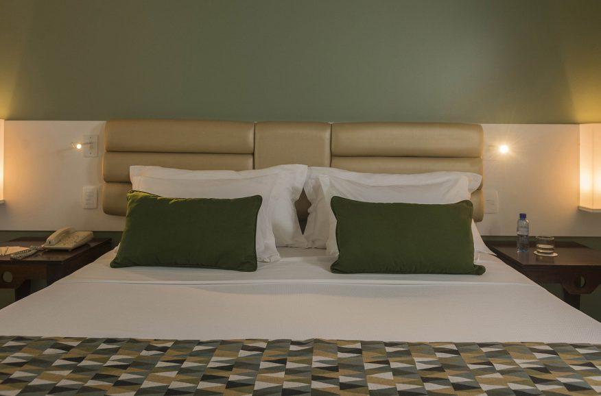 Hotel Luzeiros Fortaleza - Apartamento Luxo